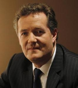 Piers Morgan is Larry King's replacement on CNN.
