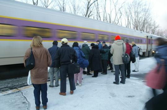 A private company, Massachusetts Bay Commuter Railroad Co., took over the MBTA's commuter rail system in 2003 and has received two contract extensions. The latest runs through 2013.