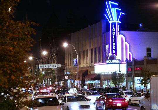 The Coolidge Corner Theatre in Brookline has hosted the Science on Screen series for six years.