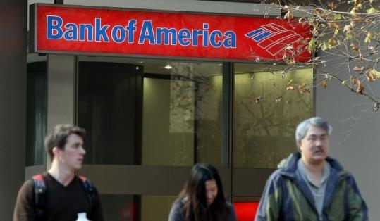 Investors are especially worried that new regulations will make it difficult for Bank of America to increase profits.