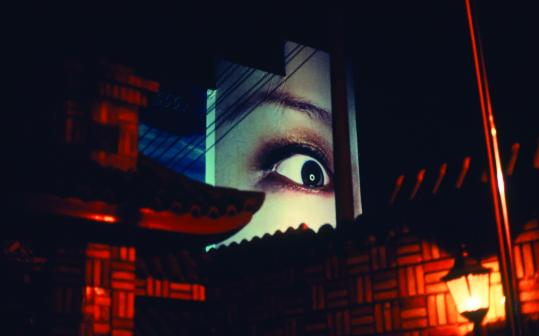 Jeff Jacobson's ''Shanghai, China'' at the Photographic Resource Center.