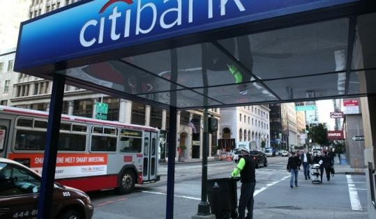 Citigroup received $45 billion in taxpayer support late in 2008 in one of the largest bailouts undertaken by the government.