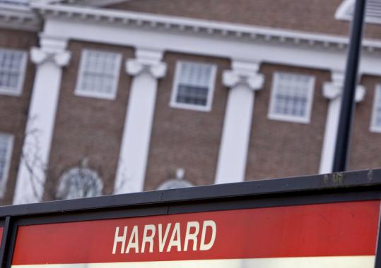 The bill is meant to promote transparency following endowment losses at Harvard University and most other schools during the financial crisis.