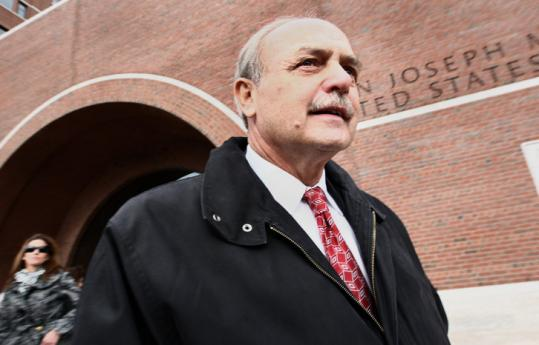 Salvatore F. DiMasi resigned as House speaker in January 2009. He and three other men were indicted later that summer.