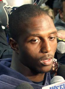 Devin McCourty is getting over the Patriots' playoff loss.