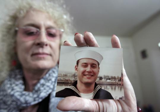Autumn Sandeen served in the Navy for two decades as a man. Veterans like her hope the United States will join other nations in welcoming transgender service members.
