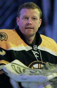In his journey to the NHL, Tim Thomas adopted aspects of several goaltending styles.