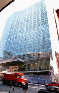 The W Boston Hotel and Residences has seen an uptick in condo sales since its bankruptcy.