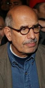 Former UN aide Mohamed ElBaradei