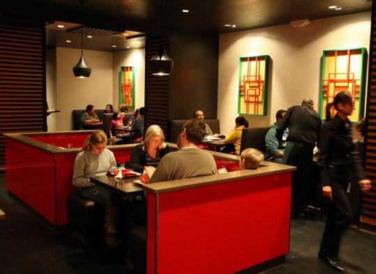 Chinese Mirch restaurant in Framingham opened in November.