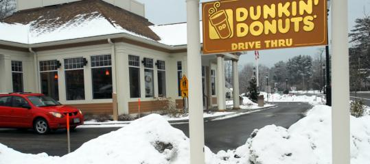 Dunkin' Donuts, which opened recently on Route 6, took 10 years to approve.