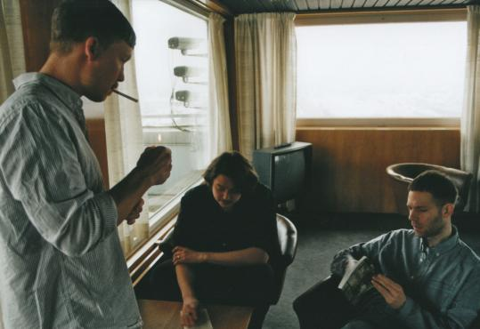 The Swedish pop trio the Radio Dept. is embarking on a lengthy tour of North America.