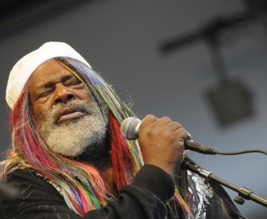 George Clinton and Parliament Funkadelic will play the House of Blues this month.