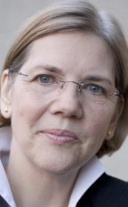 For Elizabeth Warren, journey from academia.