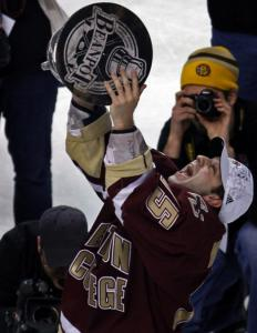 59th Beanpot: For Beanpot Rivals, Change Not In The Air