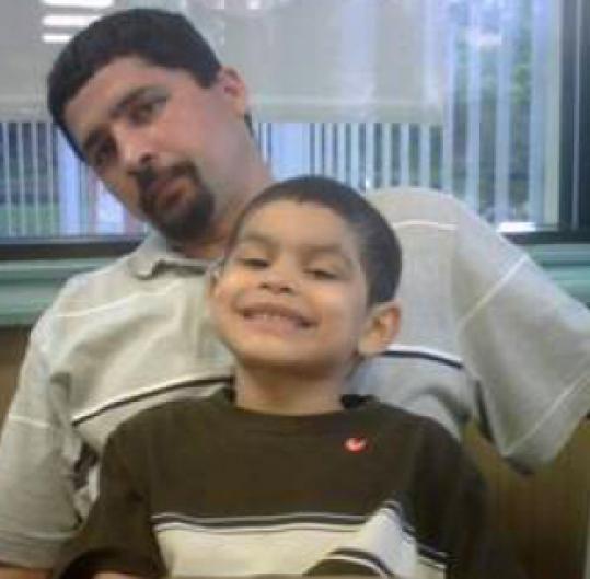 Ernesto Gonzalez Jr. said he killed his son Giovanni.