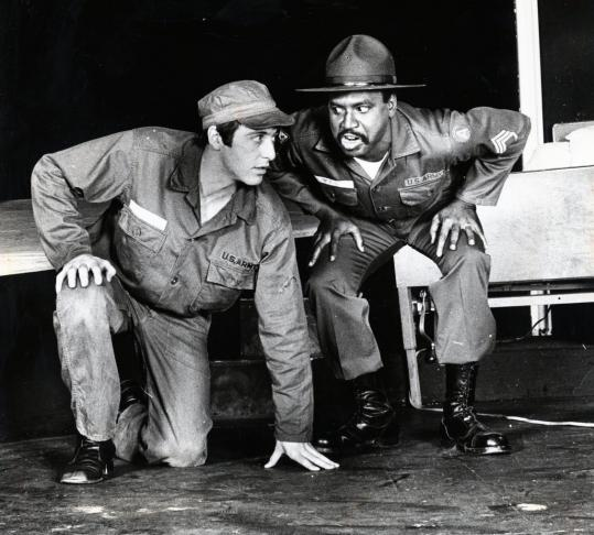 "James Spruill starred with Al Pacino in a Boston production of ""The Basic Training of Pavlo Hummel'' in 1972. Mr. Spruill, who died Dec. 31, worked with many who went on to fame."