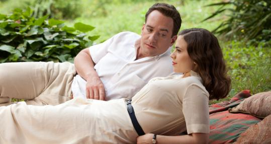 """Any Human Heart'' stars Matthew Macfadyen (with Hayley Atwell) as a fictional writer who rises to greatness and falls from grace during the 20th century."