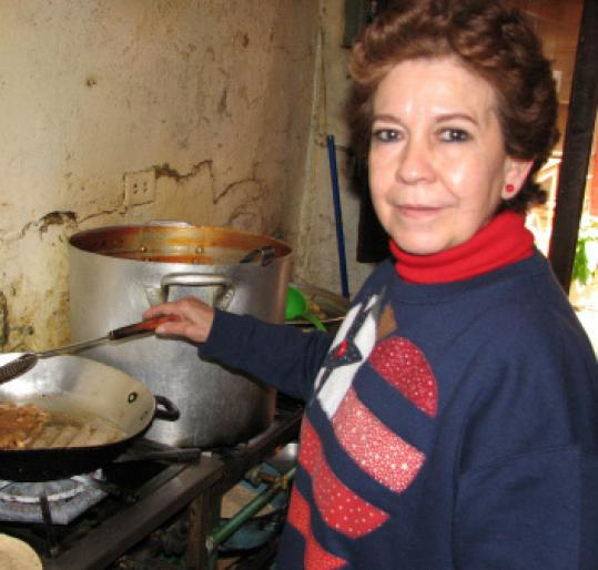 Owner Maria de Los Angeles started La Alborada in 2000.