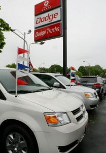 Former Chrysler Dealerships Sue Us Over Shutdowns In 09 The Boston Globe