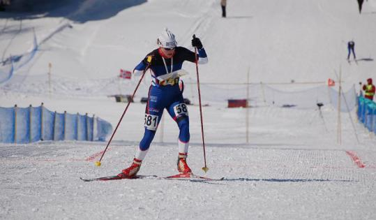 Alex Jospe, competing in the 2009 World Ski Orienteering Championships in Japan, will try again at the Worlds next month in Sweden.