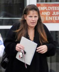 Sharon McDonough faces sentencing to a two-year maximum term on March 28.