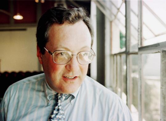 Dr. Melvin Levine, shown in a 1996 photo.