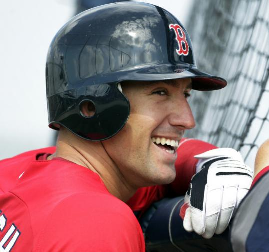 Outfielder Ryan Kalish is likely earmarked for Pawtucket but will be ready if needed.