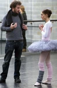 "This year's best director nominees include Darren Aronofsky (pictured, with Natalie Portman on the set of ""Black Swan'')."