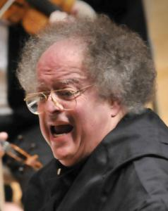 James Levine suffers from back problems.