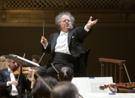The news about James Levine was received with sympathy for his health issues but frustration for concert-goers.