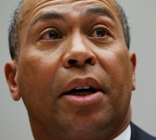 """It's about what kind of country we want to live in."" said Governor Patrick on the national overhaul."