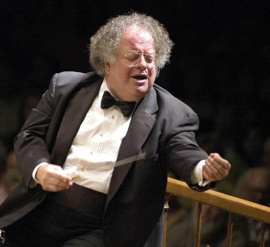 James Levine, wrestling with back trouble, will depart after the Boston Symphony Orchestra's Tanglewood season.