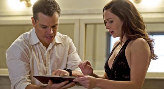 """The Adjustment Bureau,'' starring Matt Damon and Emily Blunt, is the latest film adaptation of a story by science fiction writer Philip K. Dick."