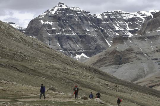 Remote and inhospitable Mount Kailas, a holy place for Buddhists and Hindus, seems an unlikely goal for Colin Thubron, nearly 70, a city dweller, and neither Buddhist nor Hindu.