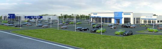 Auto Dealerships Expand To Brockton