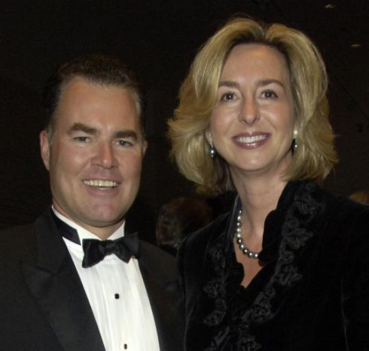 Sean Healey is switching his domicile to Palm Beach, Fla., but Kerry Healey is not.