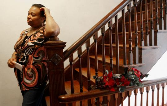 Marie Cacoa and a group of loyal activists challenged the foreclosure of her Dorchester home.