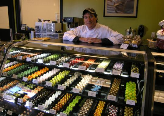 In Fort Myers A Love For Artisanal Chocolates The Boston Globe