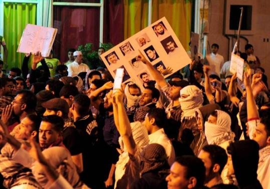 Protests erupted last week in the Gulf coast town of Awwamiya in Saudi Arabia. But the nation &#8220;will continue to reliably meet the world&#8217;s petroleum needs,&#8217;&#8217; its oil minister said.
