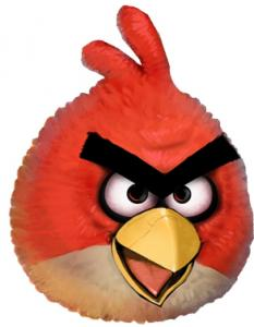 The Angry Birds app for smartphones and other gadgets is growing increasingly popular.