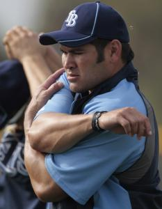 Johnny Damon regrets his decision to veto a trade back to the Red Sox last year.