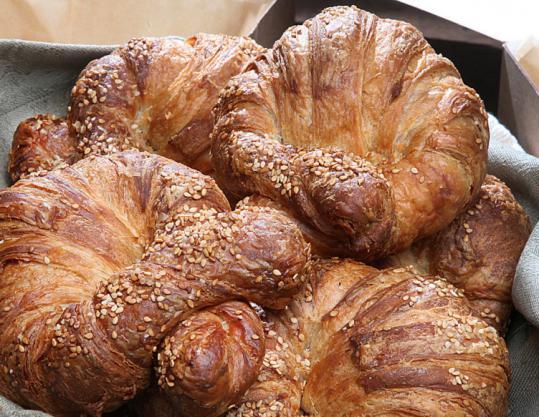 City Bakery's pretzel croissants marry Munich and Paris.