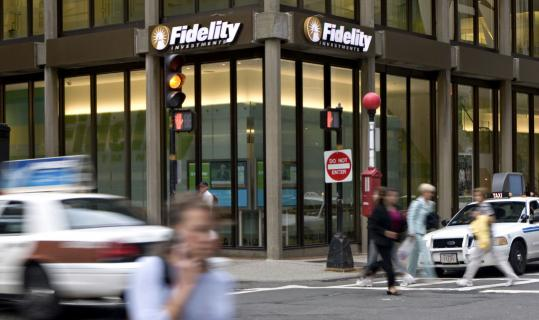 Fidelity Investments plans to shutter its offices in Marlborough and move almost all of the 1,100 jobs there out of state. Above, a Boston Fidelity office.