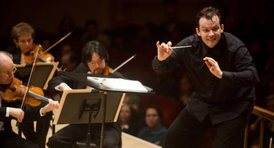 Andris Nelsons leads the BSO in Mahler's Ninth Symphony at Carnegie Hall.
