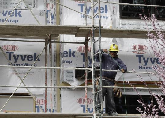 If the sluggish sales continue, analysts say, small home builders will fold, meaning less competition as the market improves and higher prices later. There were just 183,000 new homes available for sale in February, the smallest supply in four decades.