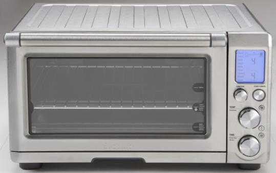 In tests of toaster ovens, the Breville Smart Oven BOV800XL performed ...