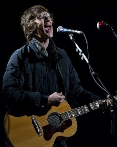 Richard Ashcroft performing at Villa Victoria Center for the Arts on Thursday.