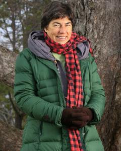Conservationist Roxanne Quimby has bought more than 120,000 acres of Maine woodlands.