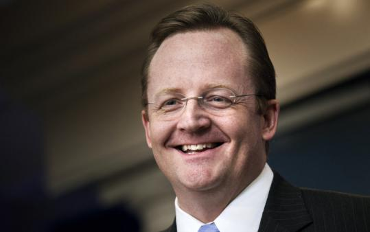 Facebook is courting former White House press secretary Robert Gibbs to manage communications ahead of its IPO.